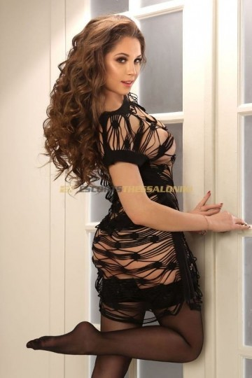 ESCORTS THESSALONIKI KAMILA