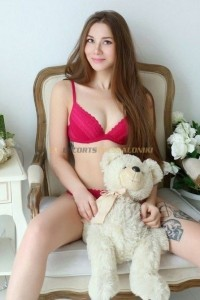 ESCORTS-THESSALONIKI CHLOE