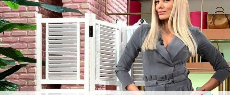 Ιωάννα Μαλέσκου: «Κόλασε» τους πάντες με τη… γυμναστική της (pics)